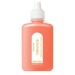p06-orange pomander aura-soma jersey