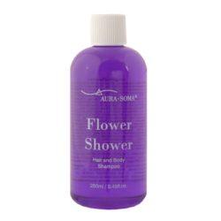 fs05 Aura-soma Flower Shower hair and body shampoo 250ml