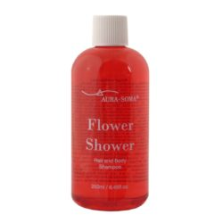 FS09 Aura-soma Flower Shower hair and body shampoo 250ml