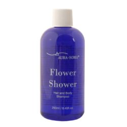 FS12 Aura-soma Flower Shower hair and body shampoo 250ml