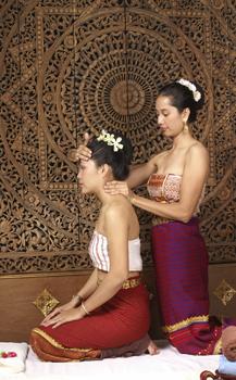 Indian head massage in jersey